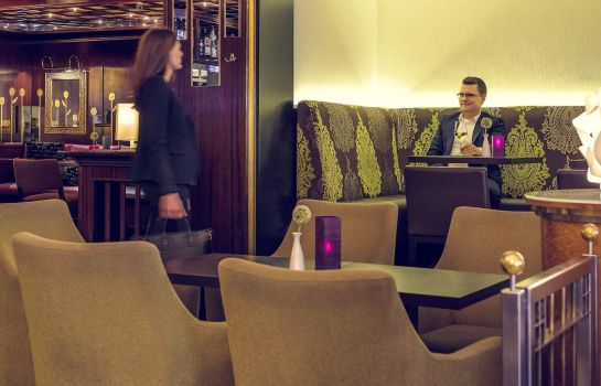Bar hotelowy Mercure Dortmund Centrum