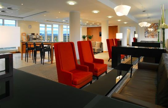 Bar de l'hôtel Sheraton Frankfurt Airport Hotel and Conference Center
