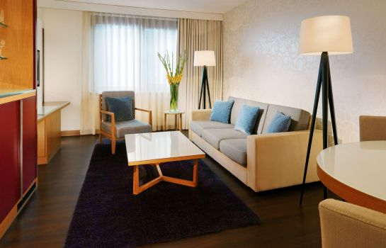 Suite Sheraton Frankfurt Airport Hotel and Conference Center
