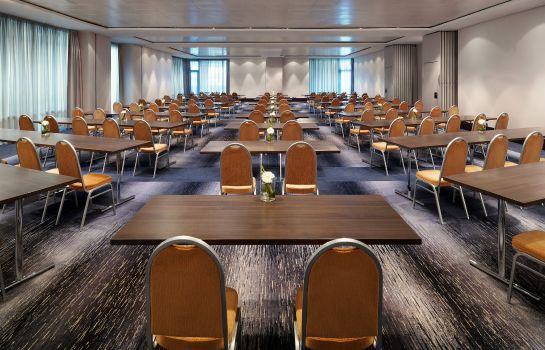 Salle de séminaires Sheraton Frankfurt Airport Hotel and Conference Center