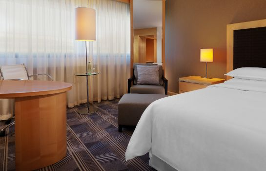Chambre individuelle (confort) Sheraton Frankfurt Airport Hotel And Conference Center
