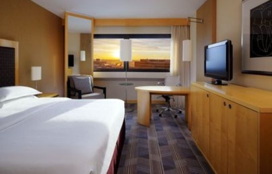 Chambre Sheraton Frankfurt Airport Hotel and Conference Center