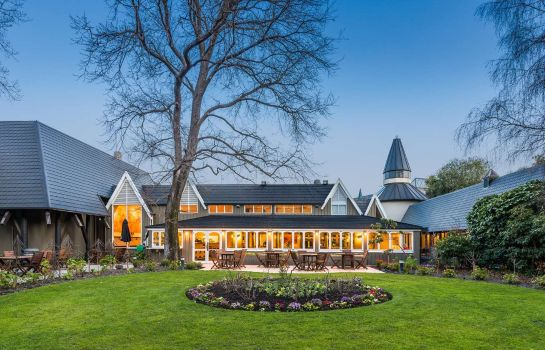 Außenansicht Chateau on the Park - Christchurch a DoubleTree by Hilton