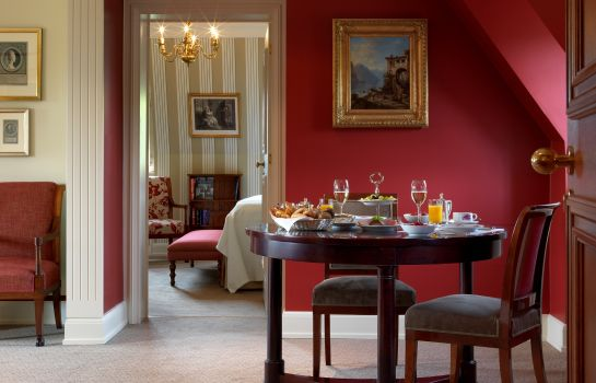 Junior-suite Schlosshotel Kronberg