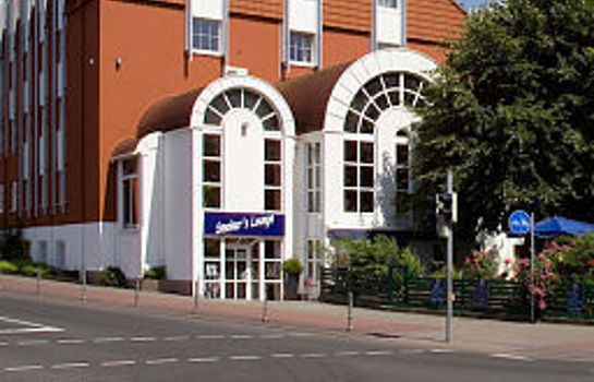 Exterior view Best Western Rosenau