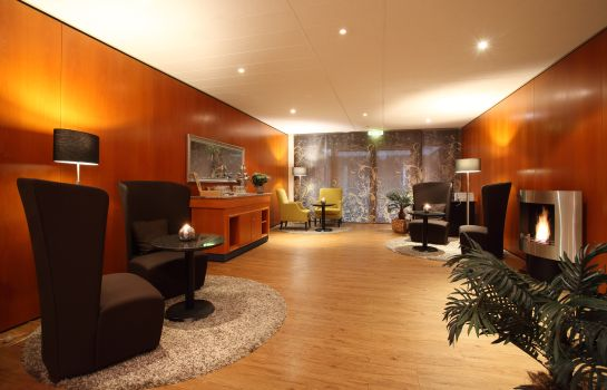 Hall de l'hôtel Best Western Rosenau