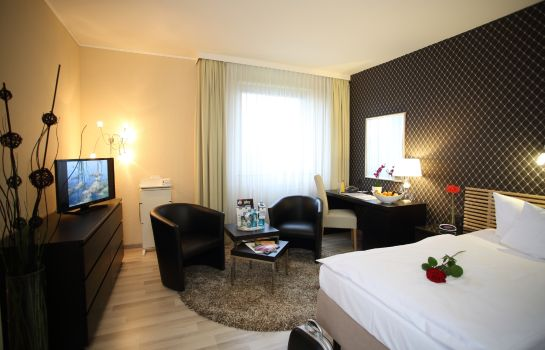 Chambre double (confort) Best Western Rosenau