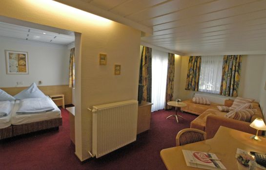 Chambre double (confort) Land-gut-Hotel Strand Cafe