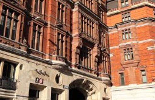 Vista exterior Andaz London Liverpool Street A Concept by Hyatt