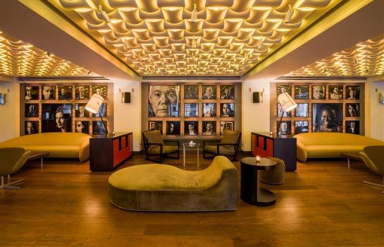 Bar del hotel Andaz London Liverpool Street A Concept by Hyatt