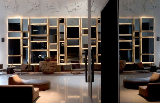 Bar del hotel Andaz Liverpool Street London