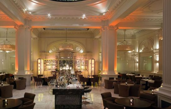 Restaurante Andaz London Liverpool Street A Concept by Hyatt