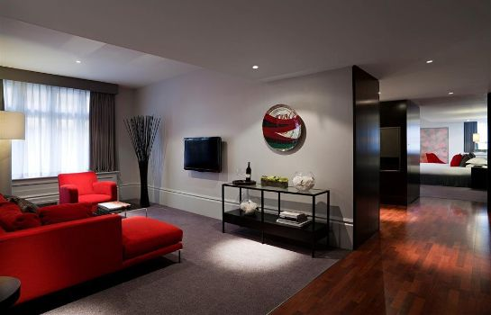 Suite Andaz London Liverpool Street A Concept by Hyatt
