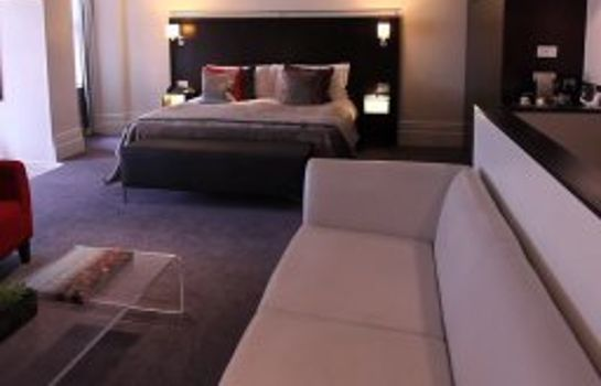 Suite Andaz Liverpool Street London
