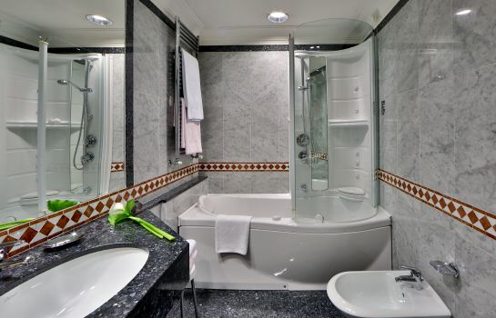 Bathroom Grand Hotel Adriatico