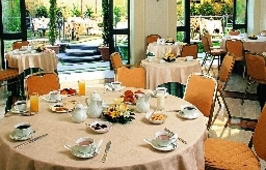 Breakfast room Grand Hotel Adriatico