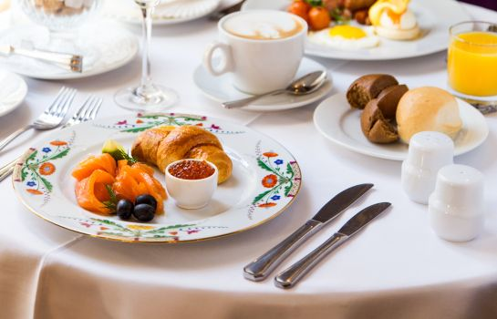 Breakfast buffet Author Boutique Hotel