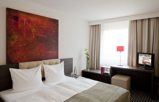 Double room (standard) art & business hotel Nichtraucherhotel