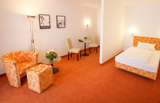 Chambre individuelle (standard) Therme Birkenhof