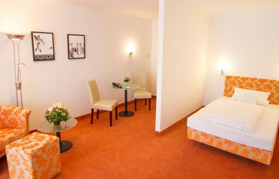 Single room (standard) Therme Birkenhof