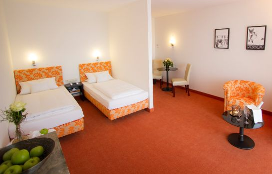 Chambre double (standard) Therme Birkenhof