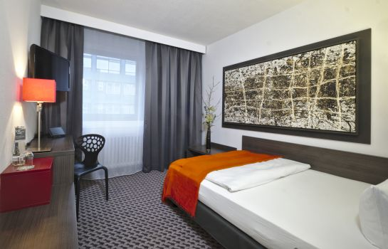 Single room (superior) art & business hotel Nichtraucherhotel
