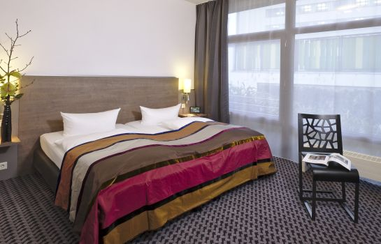 Chambre double (confort) art & business hotel Nichtraucherhotel