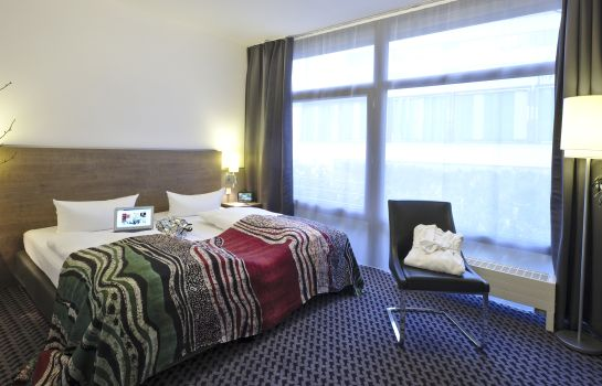 Double room (superior) art & business hotel Nichtraucherhotel
