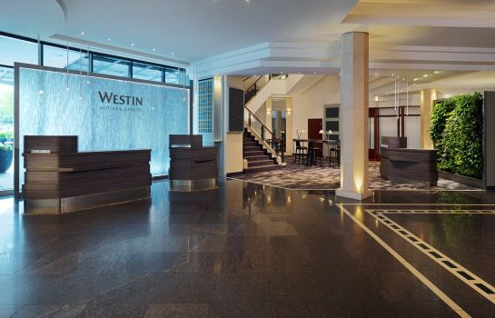 Hotelhalle The Westin Grand Munich