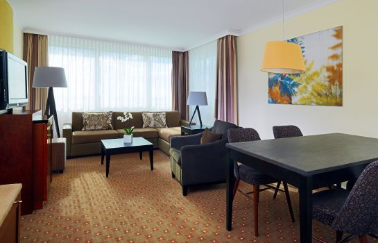 Zimmer The Westin Grand Munich