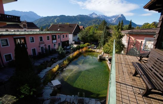 Garden Atlas Grand Hotel Partenkirchen