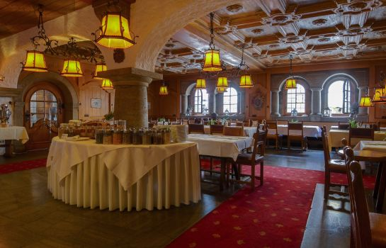 Restaurant Atlas Grand Hotel Partenkirchen