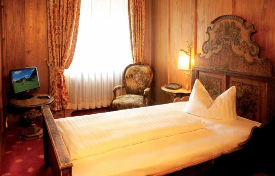 Single room (superior) Atlas Grand Hotel Partenkirchen