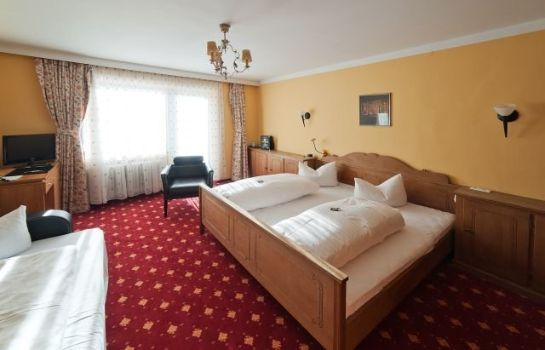 Double room (standard) Atlas Grand Hotel Partenkirchen
