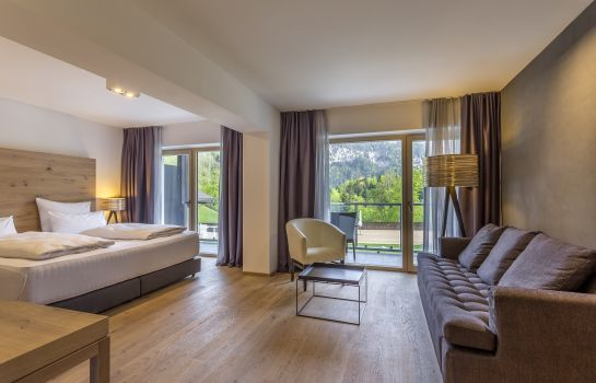 Junior Suite Das Graseck - my mountain hideaway