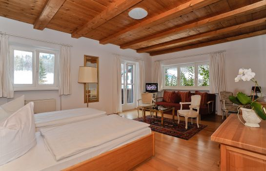 Chambre double (standard) Stoll´s Hotel Alpina