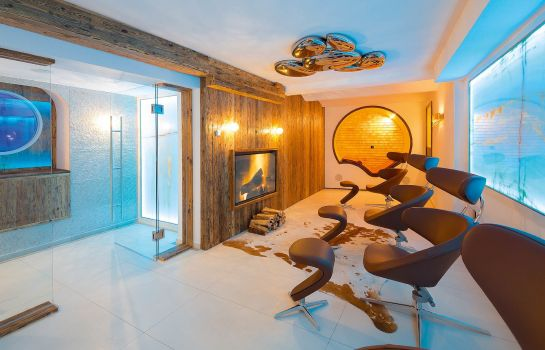 Ruhebereich Helvetia Wellness & Spa Domizil
