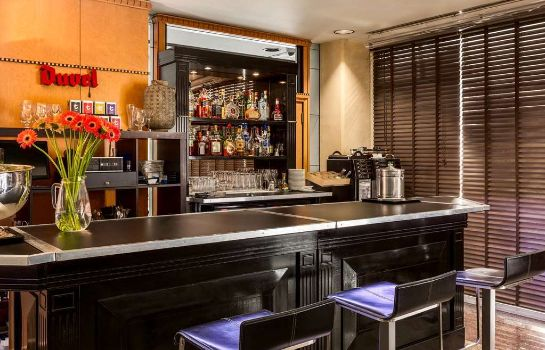 Hotel bar NH Carlton Amsterdam