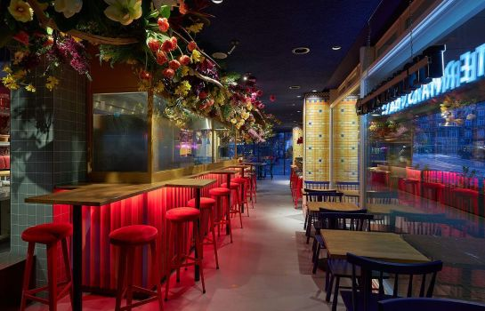 Hotel bar NH Collection Amsterdam Flower Market