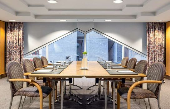 Conference room NH Carlton Amsterdam