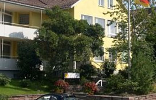 Exterior view Haus am Kurpark