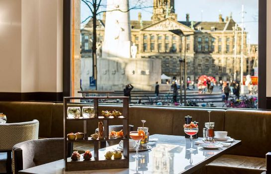 Hotel bar NH Collection Amsterdam Grand Hotel Krasnapolsky