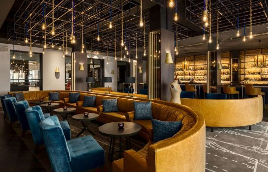 Hotelbar NH Collection Amsterdam Grand Hotel Krasnapolsky