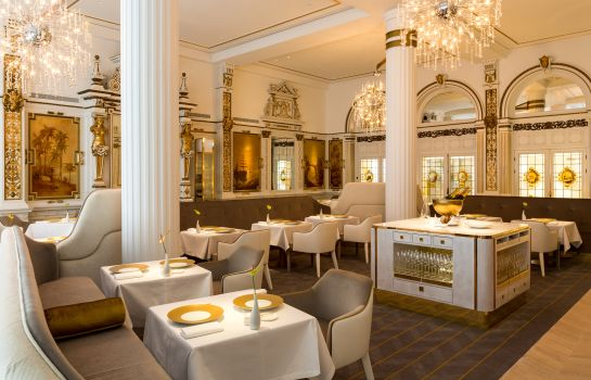Restaurant NH Collection Amsterdam Grand Hotel Krasnapolsky
