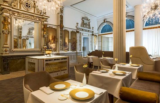 Restaurante NH Collection Amsterdam Grand Hotel Krasnapolsky