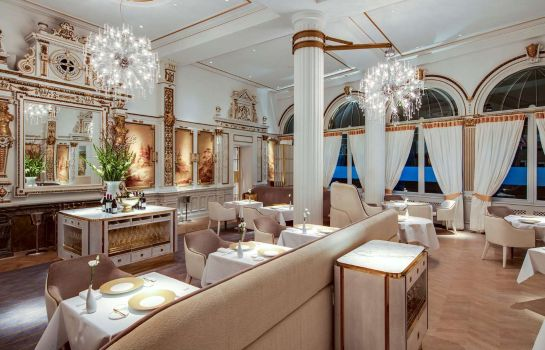 Ristorante NH Collection Amsterdam Grand Hotel Krasnapolsky