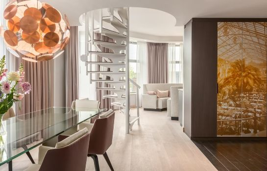 Suite NH Collection Amsterdam Grand Hotel Krasnapolsky