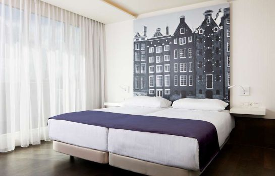 Habitación NH Collection Amsterdam Grand Hotel Krasnapolsky