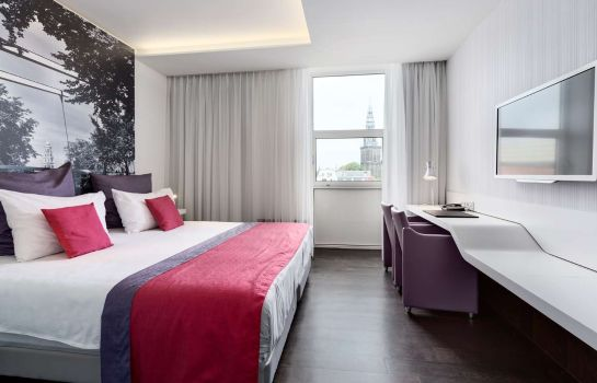 Kamers NH Collection Amsterdam Grand Hotel Krasnapolsky