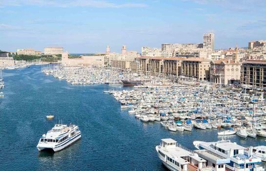 Sterne Hotel Vieux Port Marseille